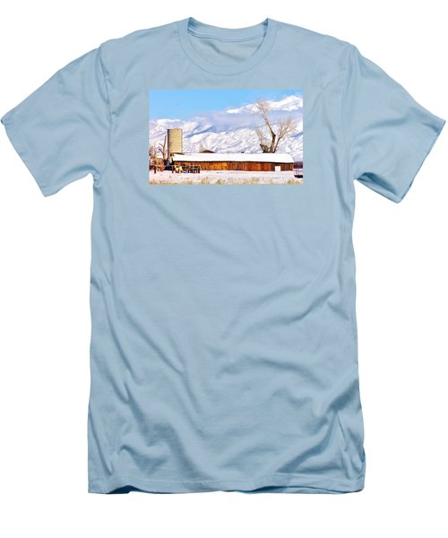 Ranchstyle Men's T-Shirt (Athletic Fit)