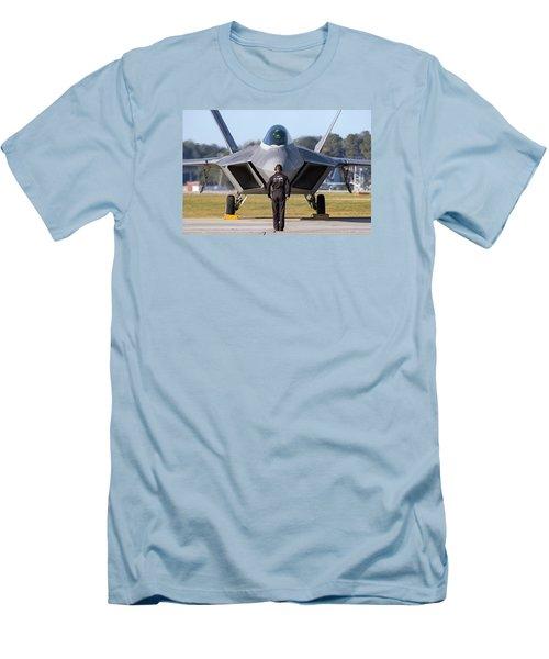Raptor Handler II Men's T-Shirt (Athletic Fit)