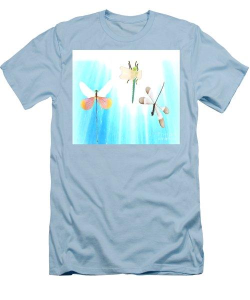 Realization Of Life Men's T-Shirt (Slim Fit) by Belinda Threeths