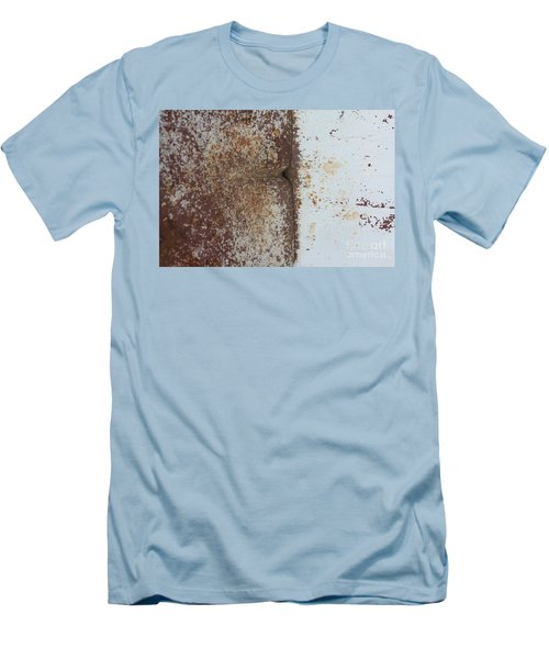 Men's T-Shirt (Slim Fit) featuring the photograph Repaint Number Eight by Brian Boyle