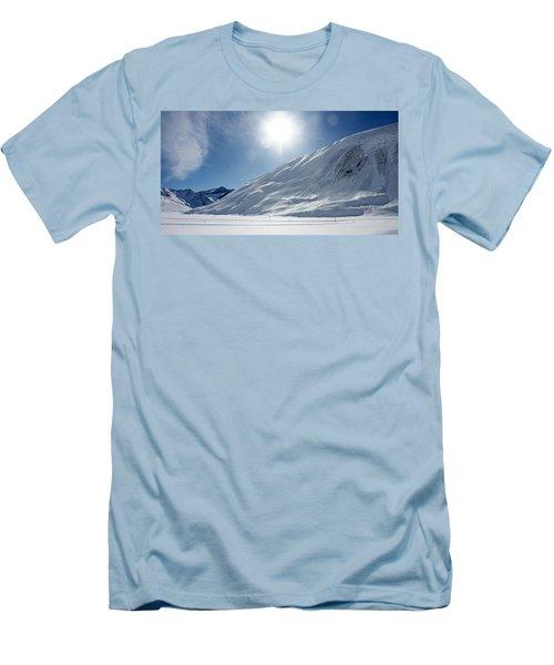 Rifflsee Men's T-Shirt (Slim Fit) by Christian Zesewitz