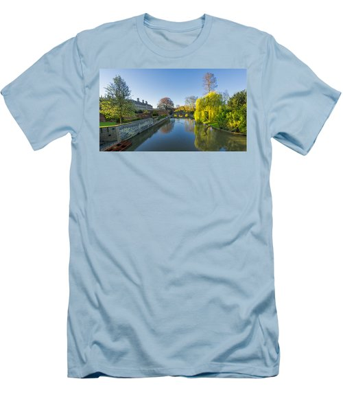 River Cam Men's T-Shirt (Athletic Fit)