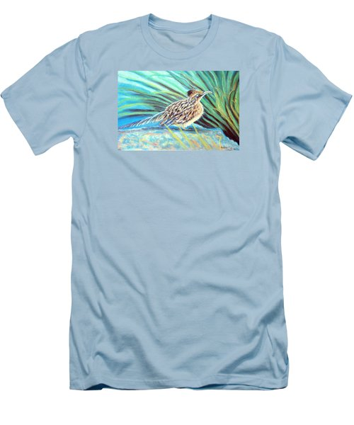 Roadrunner Fluffing Sold   Pastel Men's T-Shirt (Athletic Fit)