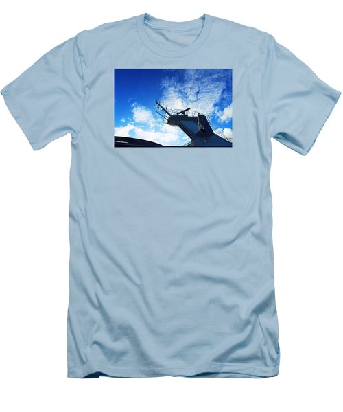 Royal Caribbean Cruise Men's T-Shirt (Slim Fit) by Infinite Pixels