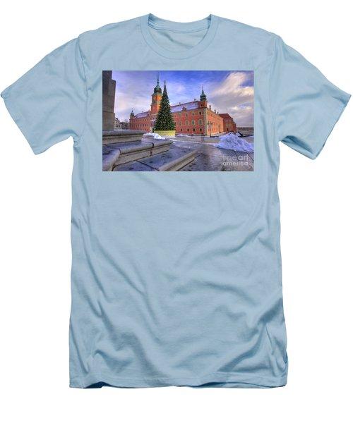 Men's T-Shirt (Slim Fit) featuring the photograph Royal Castle by Juli Scalzi