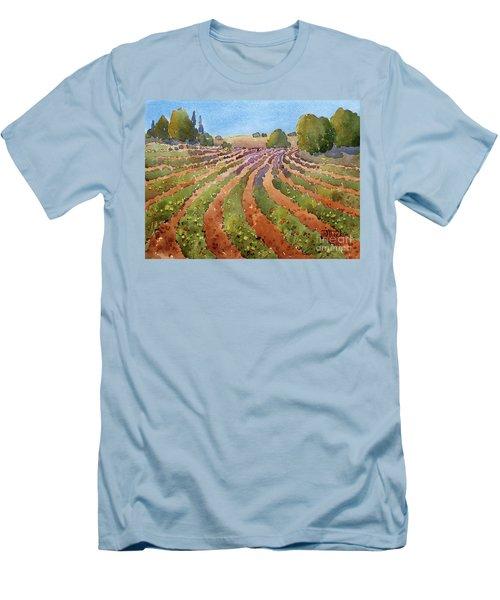 Rural Rhythm Men's T-Shirt (Athletic Fit)