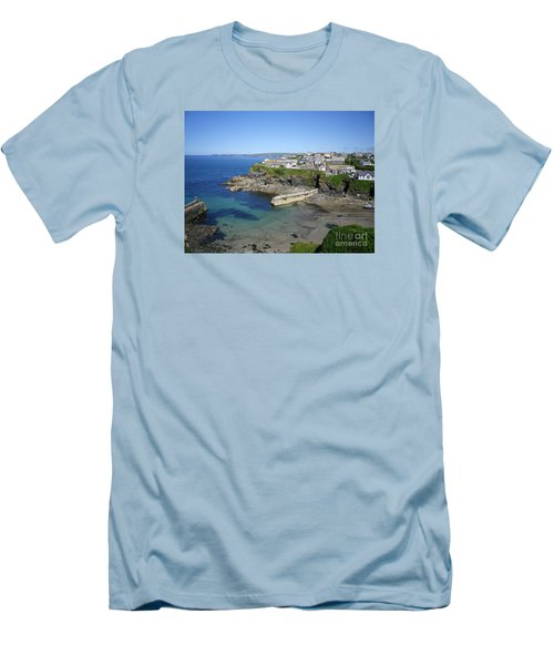 Safe Haven Men's T-Shirt (Athletic Fit)