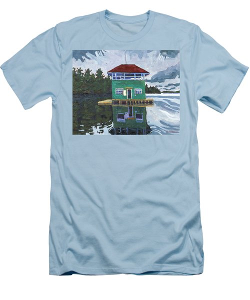 Sailors Club House Men's T-Shirt (Athletic Fit)