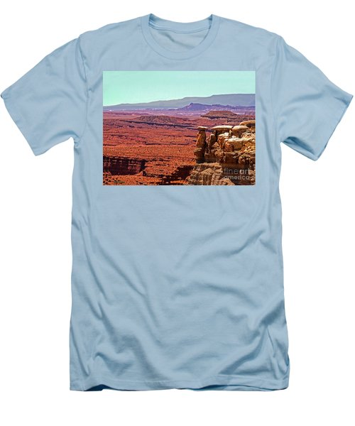 San Rafeal Swell Men's T-Shirt (Athletic Fit)