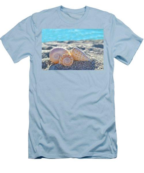 Sanibel Treasures  Men's T-Shirt (Athletic Fit)