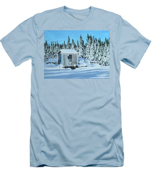Sawmill Men's T-Shirt (Athletic Fit)