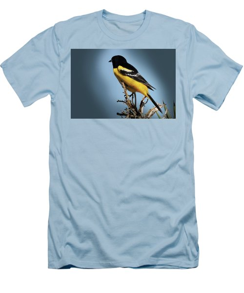 Scott's Oriole In Desert Men's T-Shirt (Athletic Fit)