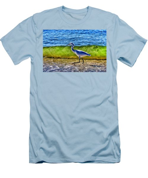 Scrambling Men's T-Shirt (Athletic Fit)