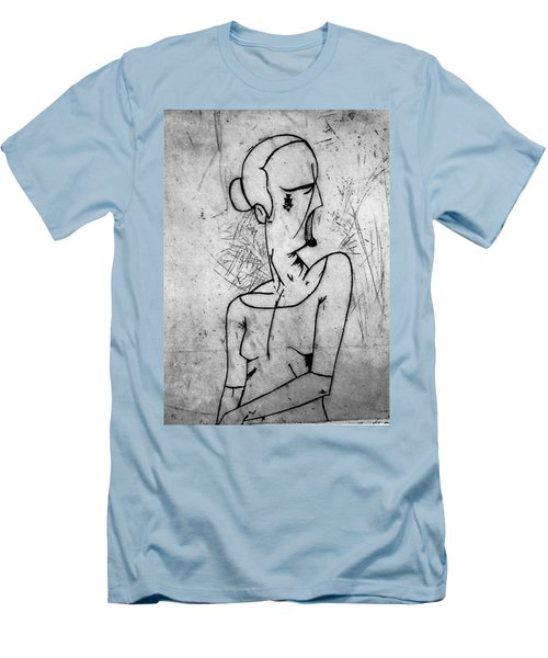Screamer Men's T-Shirt (Athletic Fit)