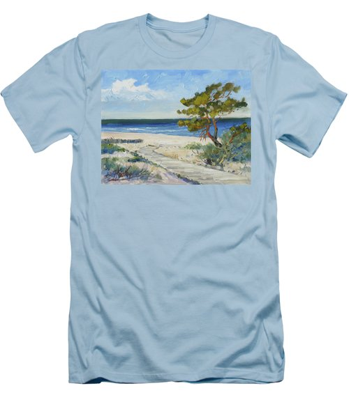 Sea Beach 6 - Baltic Men's T-Shirt (Athletic Fit)