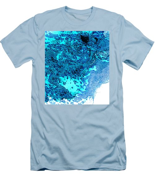 Sea Of Love Men's T-Shirt (Athletic Fit)