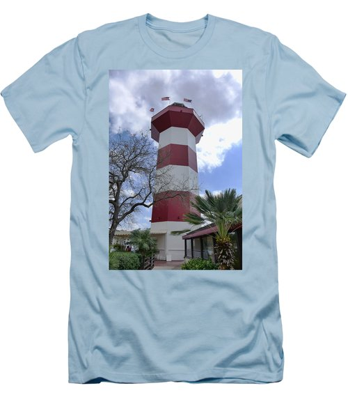 Seapines Lighthouse Men's T-Shirt (Athletic Fit)