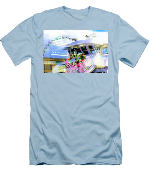 Seattle Washington 3 Men's T-Shirt (Athletic Fit)