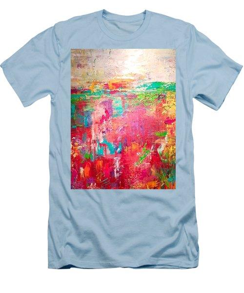 Secret Garden Men's T-Shirt (Athletic Fit)