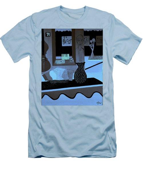 Serenade Haydn Men's T-Shirt (Athletic Fit)
