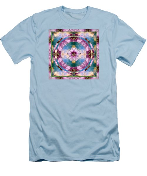 Men's T-Shirt (Slim Fit) featuring the photograph Serenity by Bell And Todd