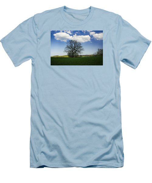 Shade Men's T-Shirt (Slim Fit) by Dan Hefle