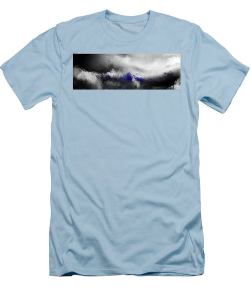 Shamed And Crucified. Matthew 27 31 Men's T-Shirt (Slim Fit) by Mark Lawrence