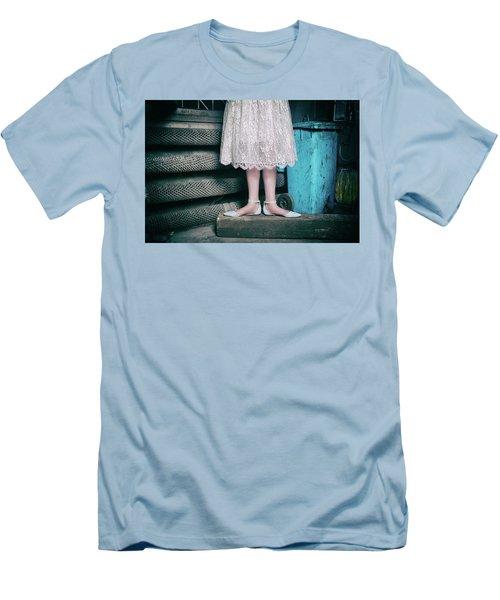 Shoes #6429 Men's T-Shirt (Athletic Fit)