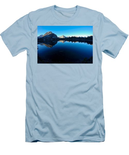 Sierra Reflections Men's T-Shirt (Athletic Fit)