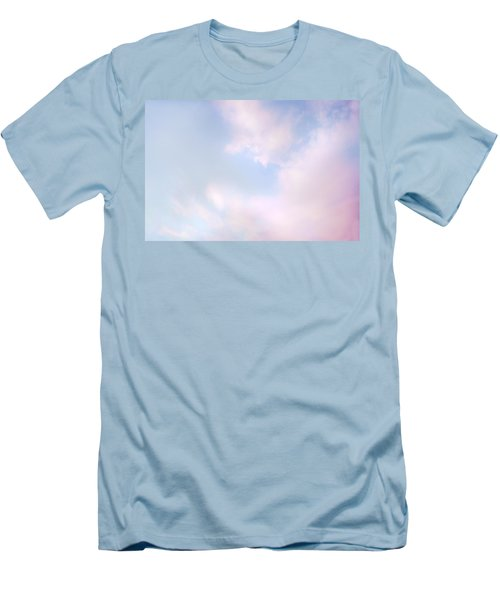 Men's T-Shirt (Slim Fit) featuring the photograph Simply Heavenly by Theresa Tahara