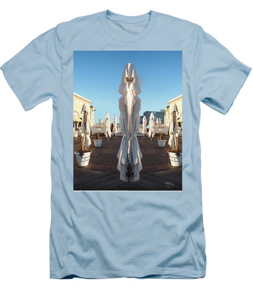 Sisters, Let Us Pray Men's T-Shirt (Athletic Fit)