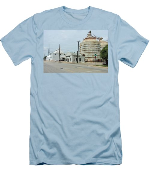 Sixth And Webster  2016bc Before Chip Men's T-Shirt (Athletic Fit)