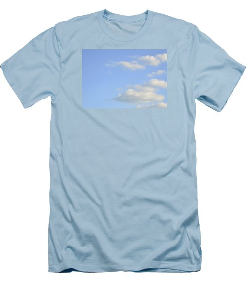 Sky Men's T-Shirt (Athletic Fit)