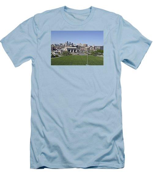 Skyline Men's T-Shirt (Athletic Fit)