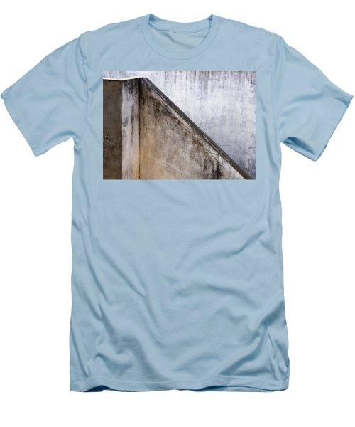 Slide Up Men's T-Shirt (Slim Fit) by Prakash Ghai
