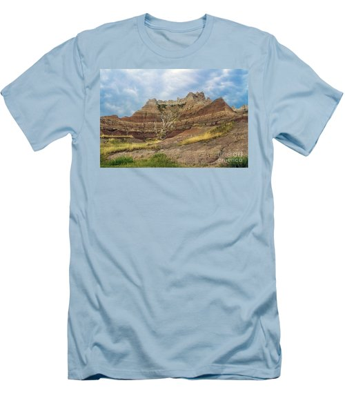 Slow Erosion Men's T-Shirt (Athletic Fit)