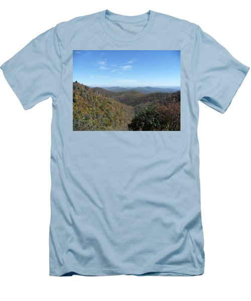 Smokies 6 Men's T-Shirt (Athletic Fit)