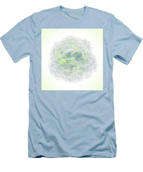 Snowball Men's T-Shirt (Slim Fit) by Robert FERD Frank