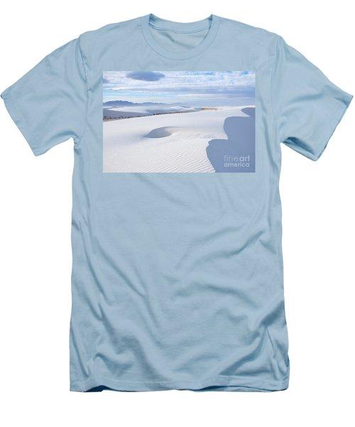Soft Enchantment Men's T-Shirt (Slim Fit) by Vivian Christopher