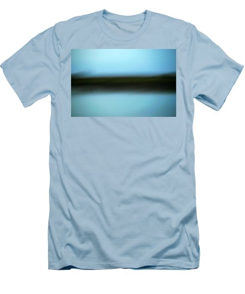 Men's T-Shirt (Slim Fit) featuring the photograph Soft Reflections by Marilyn Hunt