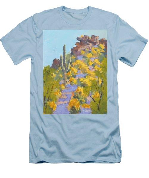 Sonoran Springtime Men's T-Shirt (Athletic Fit)