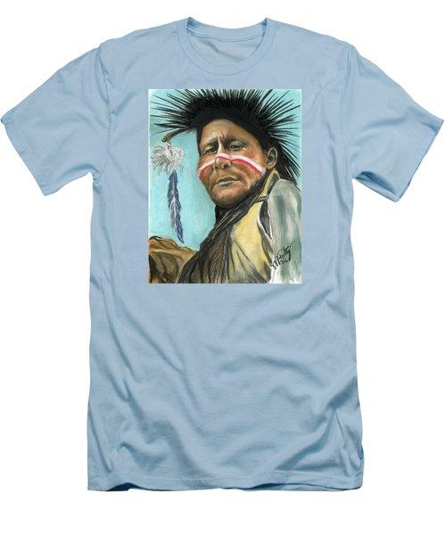 Spike Jake Men's T-Shirt (Athletic Fit)