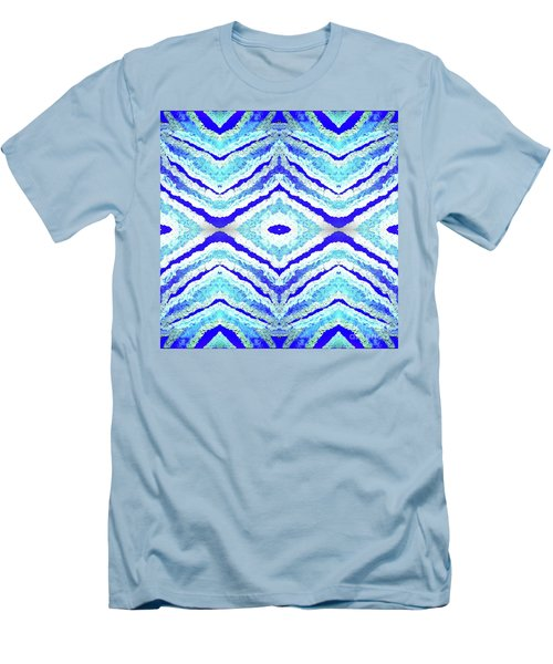 Spirit Journey To The Other Side  Men's T-Shirt (Slim Fit) by Rachel Hannah