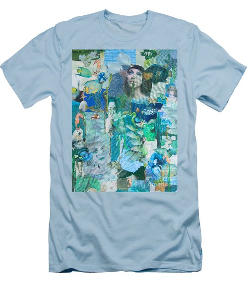 Spirits Of The Sea Men's T-Shirt (Athletic Fit)