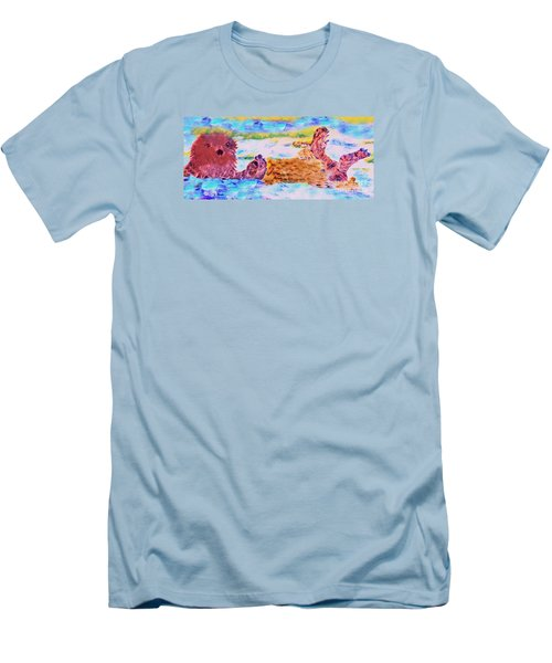 Splish Splash Men's T-Shirt (Athletic Fit)
