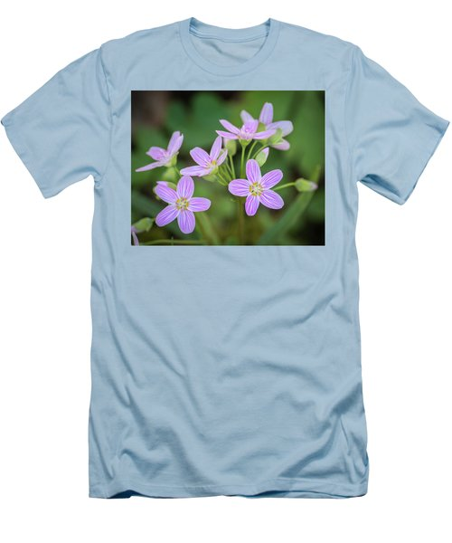 Men's T-Shirt (Athletic Fit) featuring the photograph Spring Vibe by Bill Pevlor