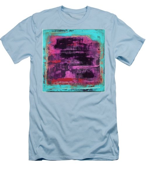 Art Print Square1 Men's T-Shirt (Athletic Fit)