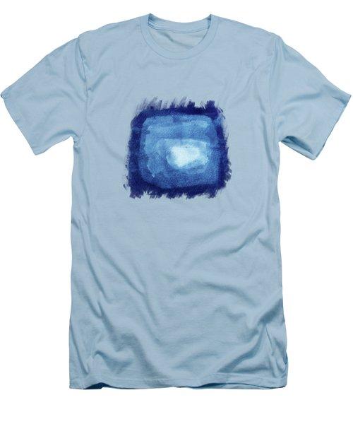 Squaring The Moon Men's T-Shirt (Slim Fit) by AugenWerk Susann Serfezi