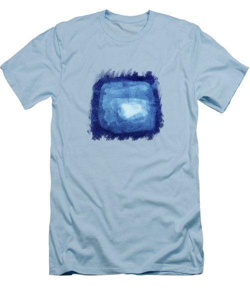 Squaring The Moon Men's T-Shirt (Athletic Fit)