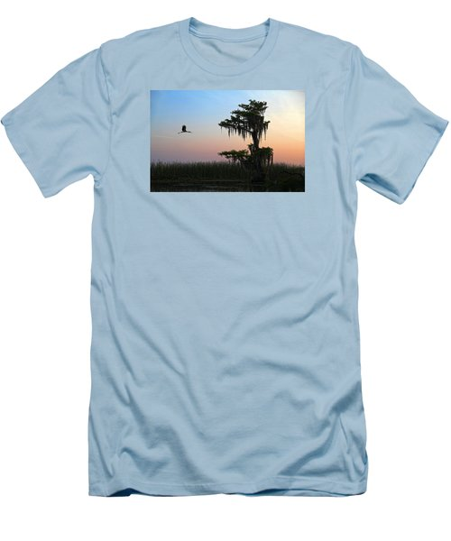 St Augustine Morning Men's T-Shirt (Slim Fit) by Robert Och
